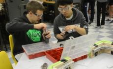 Robotics prepares for competition season