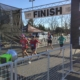 Runners stampede through Davis on new course