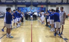 Men's basketball senior night