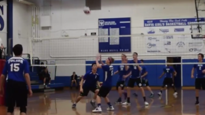 HIGHLIGHTS: Men's volleyball crushes Folsom