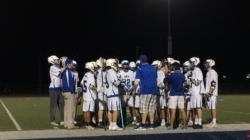 Men's lacrosse settles score with College Park