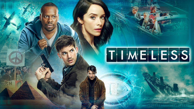 REVIEW: Timeless is more than just another time travel series