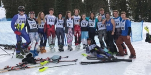 Ski snags second at states