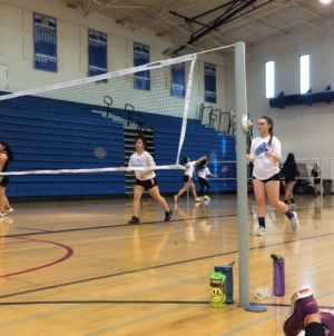 Badminton shuts out Napa