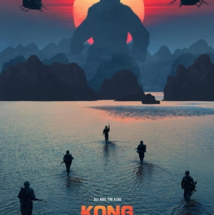 """REVIEW: """"Kong: Skull Island"""" is exactly what you would expect, and it's preposterously perfect"""