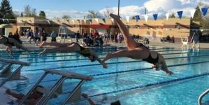 Blue Devils swim to solid win over Sheldon