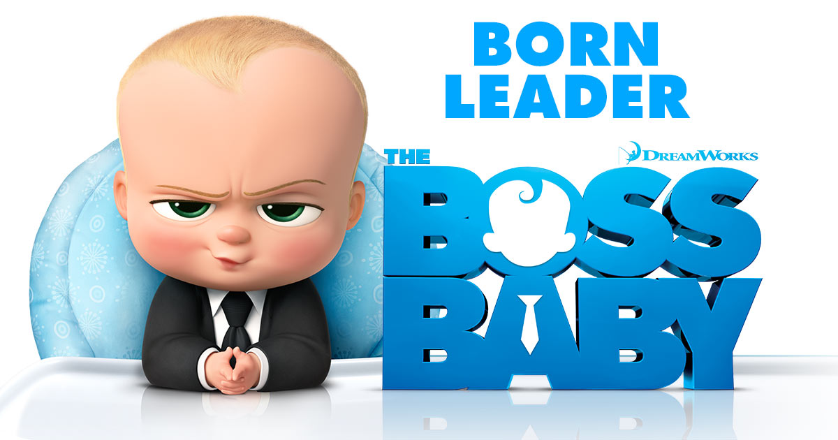 "REVIEW: ""Boss Baby"" funny, but predictable"