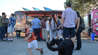 Annual Street Food Rodeo brings Davis foodie-community together