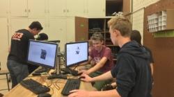 Robotics team keeps on winning– and has fun along the way