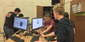 Robotics team keeps on winning– and has fun along the way