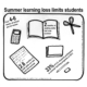 Student uses summer to stay academically active