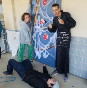 Door decorating results revealed