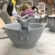 Students supply bowls for Soup Auction