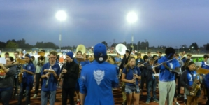Pep band prepares for homecoming performance