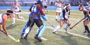 Women's field hockey no longer partnered with the Blue and White Foundation