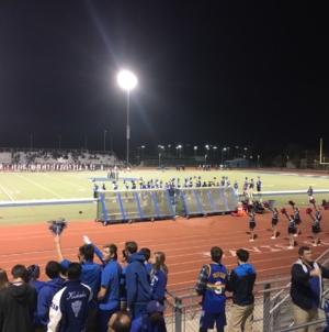 Davis High football players address anthem protests