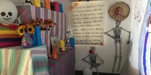 ASB Bookkeeper Julieta Kamin shares the significance of El Dia de los Muertos