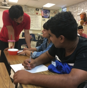 ELL students benefit from new bilingual paraeducator