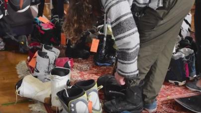 HIGHLIGHTS: Ski Swap