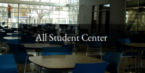 PREVIEW: All Student Center