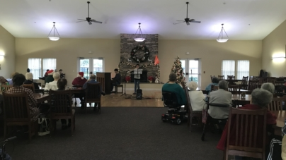 Asian Student Union holds holiday concert at community center