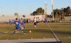 Men's soccer shuts out Dixon High in preseason