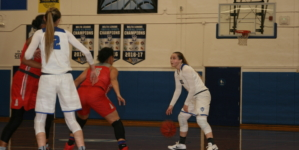 Women's basketball falls short to Antelope