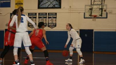 Women's basketball falls short to Antelope