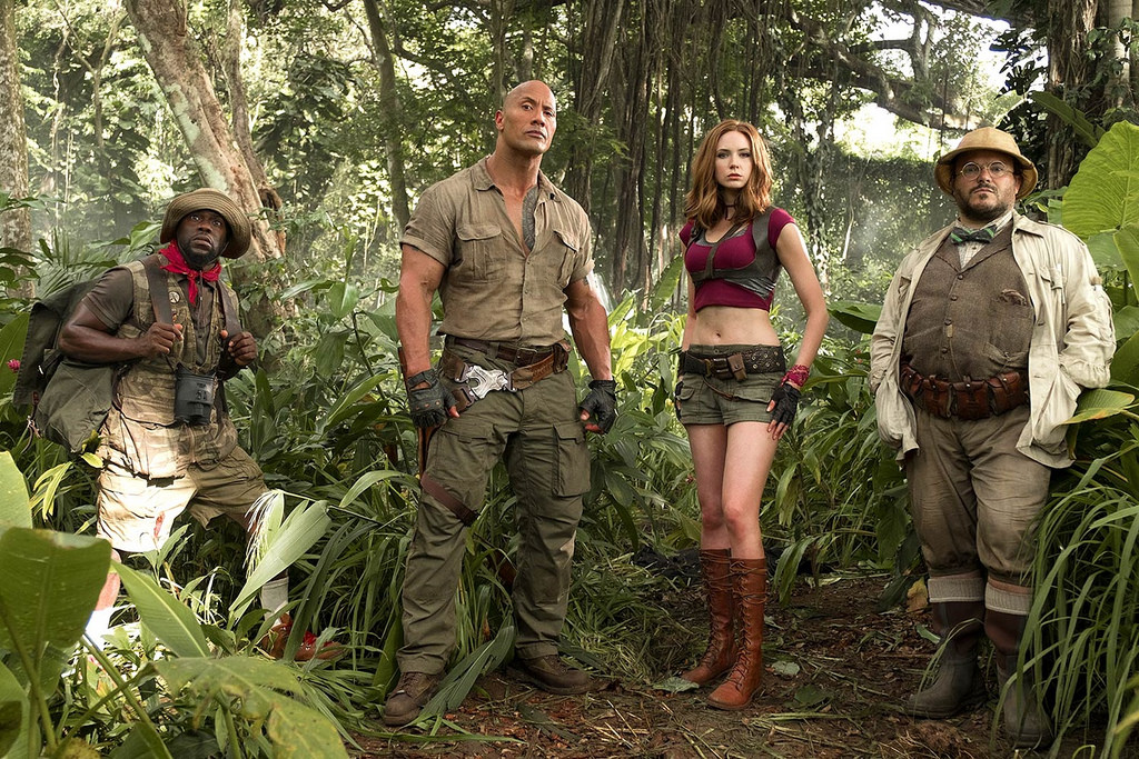 REVIEW: Jumanji jokes its way through the jungle