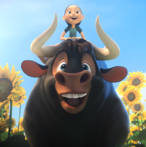 """REVIEW: Movie adaption of """"Ferdinand"""" an emotional roller coaster"""
