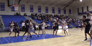 HIGHLIGHTS: Men's basketball Break the Record Night
