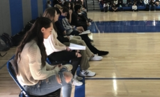 Candidates speak at assembly for school elections