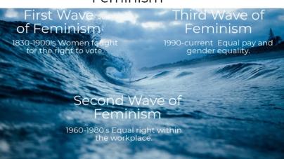 OPINION:  Feminism needs a course correction