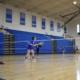 Badminton smashes Will C. Wood