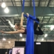Sophomore Isabel Lavallee pursues a career as an Aerialist