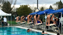 Swim meet well-attended and successful