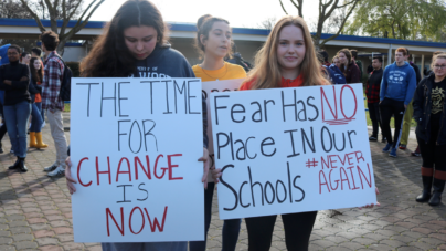 OPINION: Student protests of utter importance