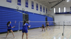 Badminton edges rival Armijo