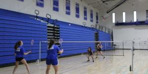Badminton edges rival Armijo