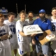 Men's lacrosse beats Campolindo, marking 100th win for coach