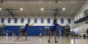 Women's badminton slams Rodriguez