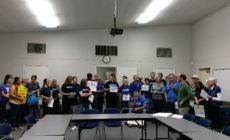 Davis High faculty rally in support of McHale