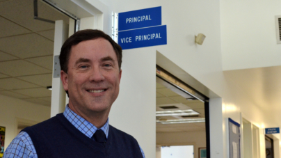 Tom McHale approved as permanent principal at Davis High