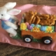 DIY: Easter Peanut Brittle