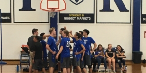 Davis High volleyball loses to Vacaville Christian in close game