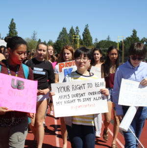 Students take a stand against gun violence