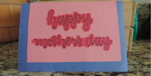 DIY: Pop-up Mother's Day cards