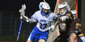 Men's lax gets revenge on Oakridge