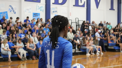 "Devils ""play with heart"" at Blue Out"