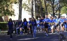 Pep band wraps up busy week